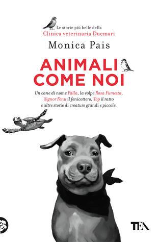 copertina Animali come noi