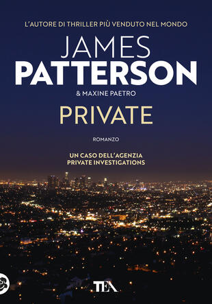 copertina Private