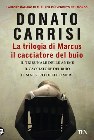 copertina La trilogia di Marcus, il cacciatore del buio