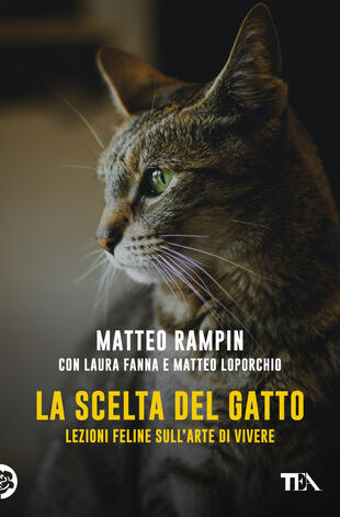 copertina La scelta del gatto