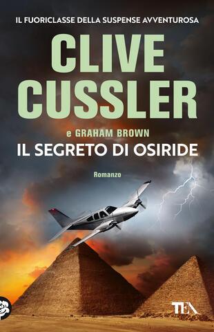 copertina Il segreto di Osiride