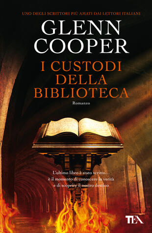 copertina I Custodi della Biblioteca