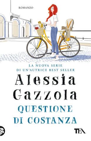 copertina Questione di Costanza