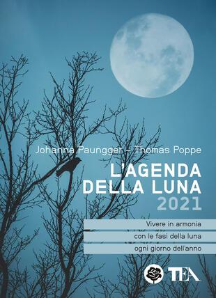 copertina L'agenda della luna 2021