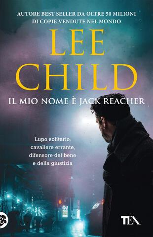 copertina Il mio nome è Jack Reacher