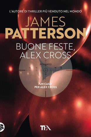 copertina Buone feste, Alex Cross