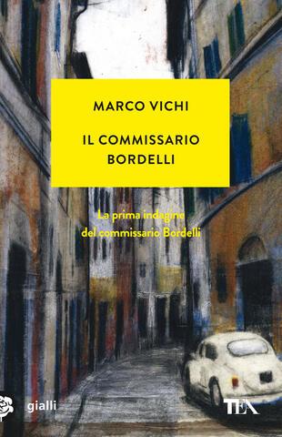 copertina Il commissario Bordelli