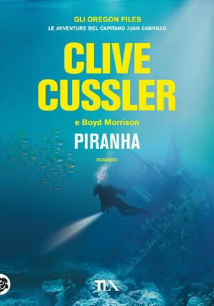 copertina Piranha