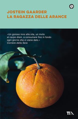 copertina La ragazza delle arance