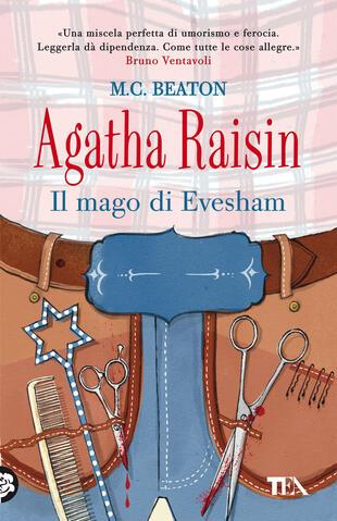 copertina Agatha Raisin. Il mago di Evesham