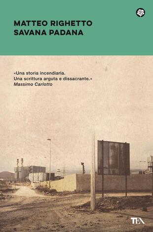copertina Savana padana
