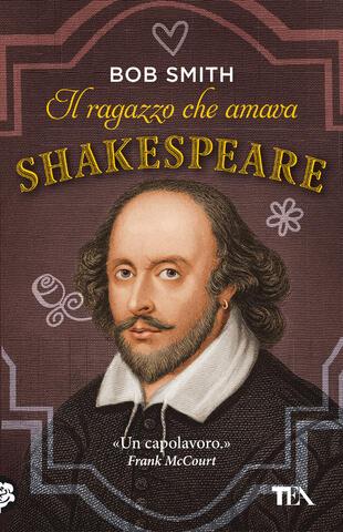 copertina Il ragazzo che amava Shakespeare