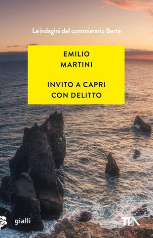 copertina Invito a Capri con delitto