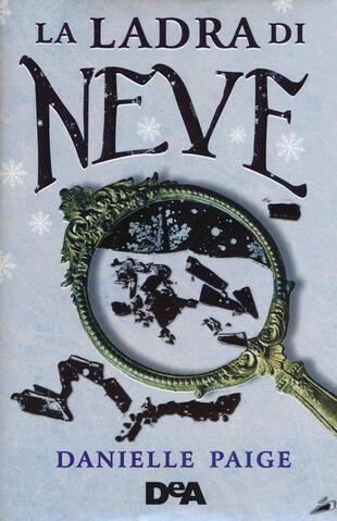 copertina La ladra di neve