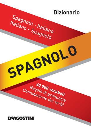 copertina Maxi dizionario spagnolo