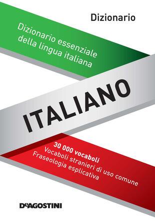copertina Midi dizionario italiano