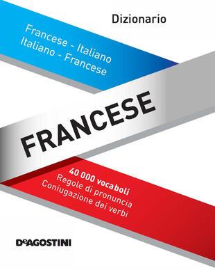 copertina Dizionario tascabile francese
