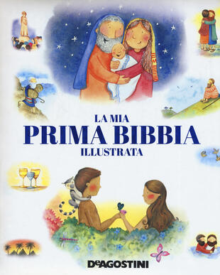 copertina La mia prima Bibbia illustrata