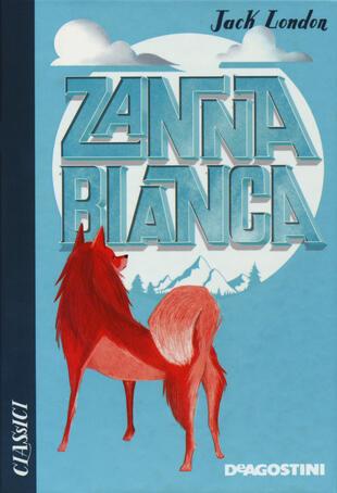 copertina Zanna Bianca