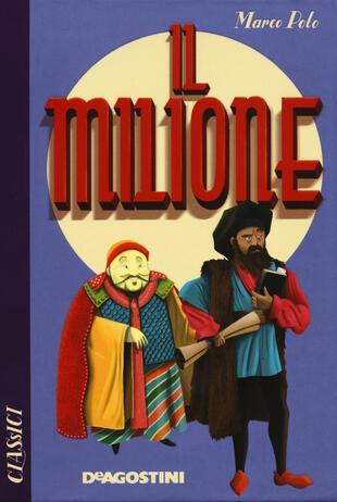 copertina Il milione