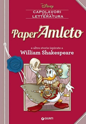 PaperAmleto e altre storie ispirate a William Shakespeare