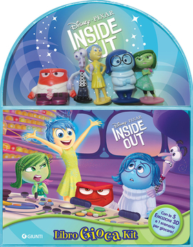 Inside out. Libro gioca kit. Con gadget