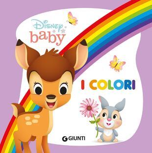 copertina Colori. Libri sensoriali. Ediz. a colori