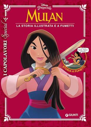 copertina Mulan. I capolavori special