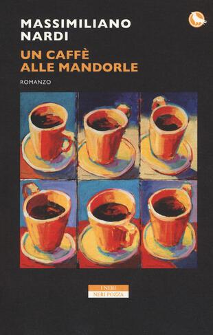 copertina Un caffè alle mandorle