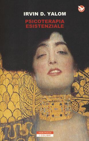 copertina Psicoterapia esistenziale