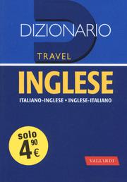 Dizionario inglese travel