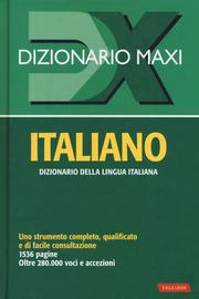 Dizionario Italiano Maxi