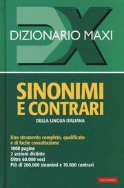 Dizionario Sinonimi Maxi