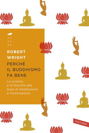copertina Perché il buddhismo fa bene