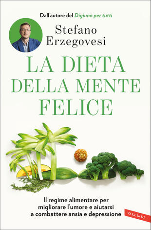 copertina La dieta della mente felice
