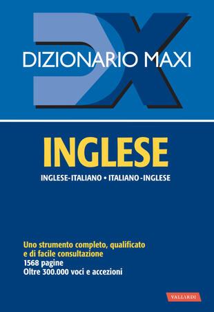 copertina Dizionario Inglese maxi