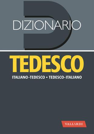 copertina DIZIONARIO TEDESCO TASCABILE