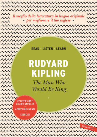 copertina The man who would be king