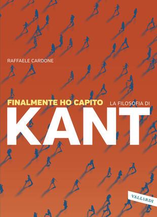 copertina Finalmente ho capito la filosofia di Kant