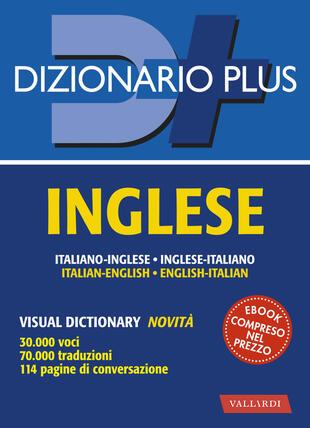 copertina Dizionario inglese plus