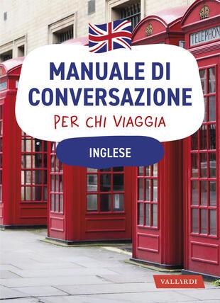 copertina Inglese. Manuale di conversazione per chi viaggia