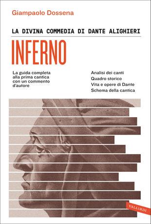 copertina La Divina Commedia di Dante Alighieri. Inferno