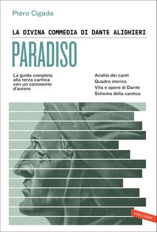 copertina La Divina Commedia di Dante Alighieri. Paradiso