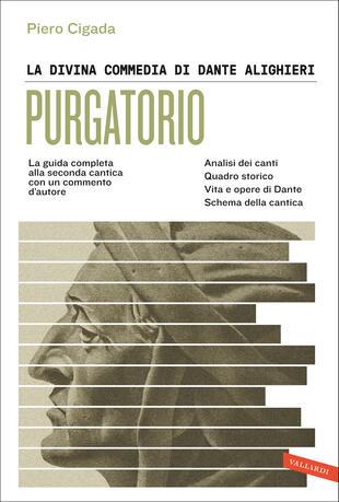 copertina La Divina Commedia di Dante Alighieri. Purgatorio