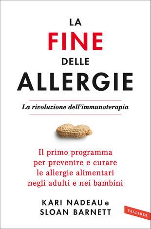 copertina La fine delle allergie