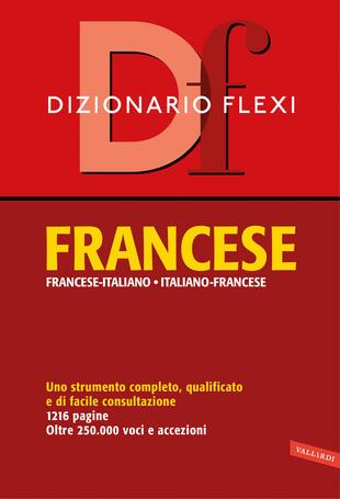 copertina Dizionario francese flexi