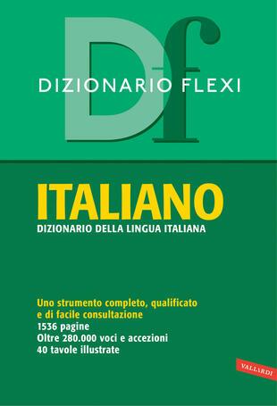 copertina Dizionario italiano flexi