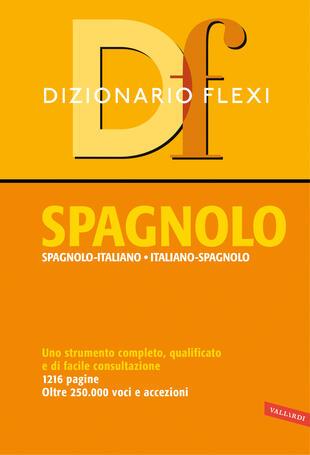 copertina Dizionario spagnolo flexi