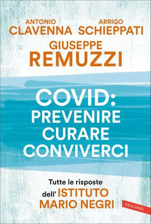 copertina Covid: prevenire, curare, conviverci