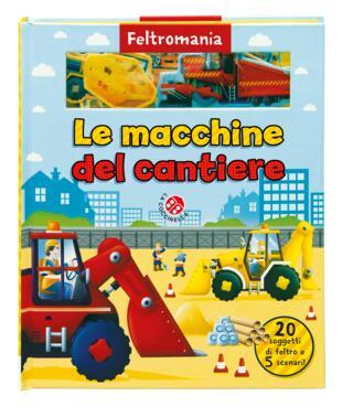 copertina Le macchine da cantiere